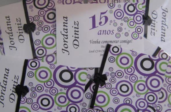 CONVITE 15 ANOS, CONVITE SILVIA, CONVITE DEBUTANTE, CONVITE MODERNO, CONVITE DIFERENTE, CONVITE PERSONALIZADO, CONVITES TANIA MARIA