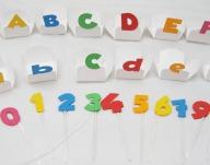 kit letras numeros