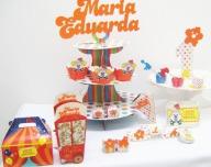 festa circo Tania Maria Ateliê